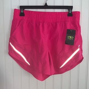 🌴 Athletic Works Bright Pink Running Short 🏃♀️